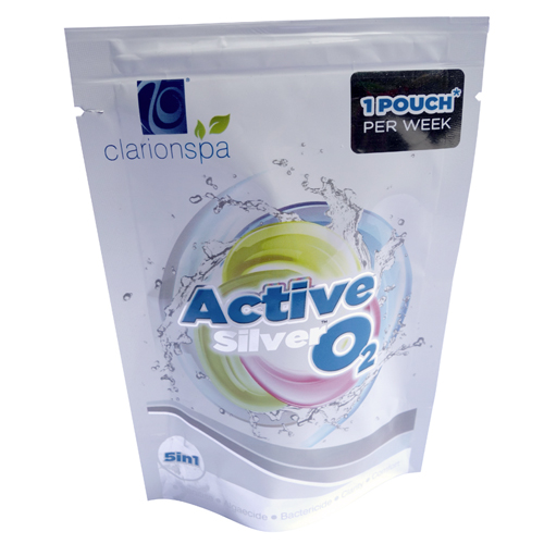 Active Silver Oxygen: 52 Pouch Pack (12 month)