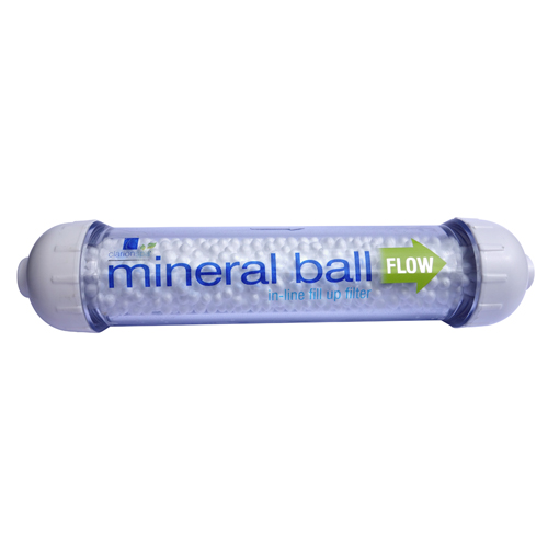 Mineral-Ball Filter